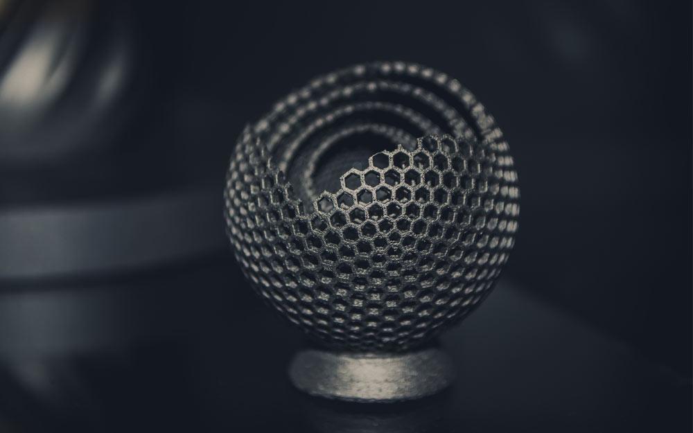 3D Druck Metall Dienstleistungen