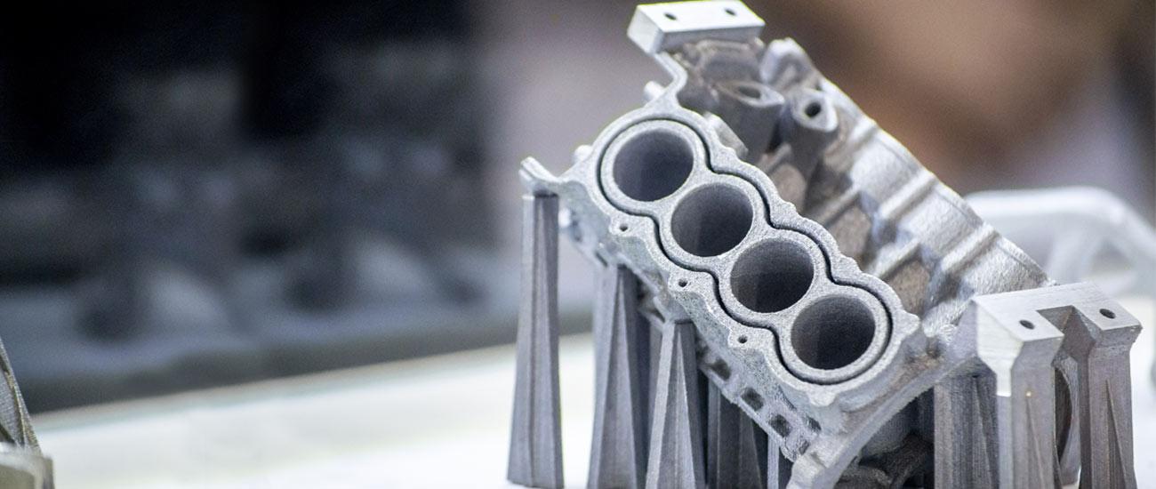 3D-Druck Metall