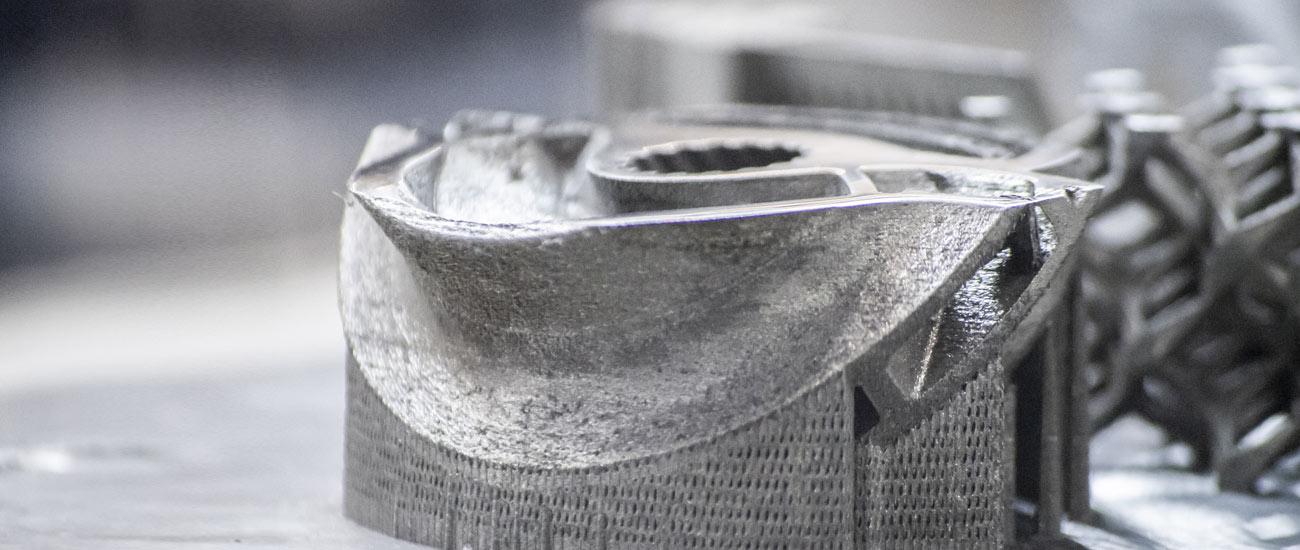 3D Druck Metall