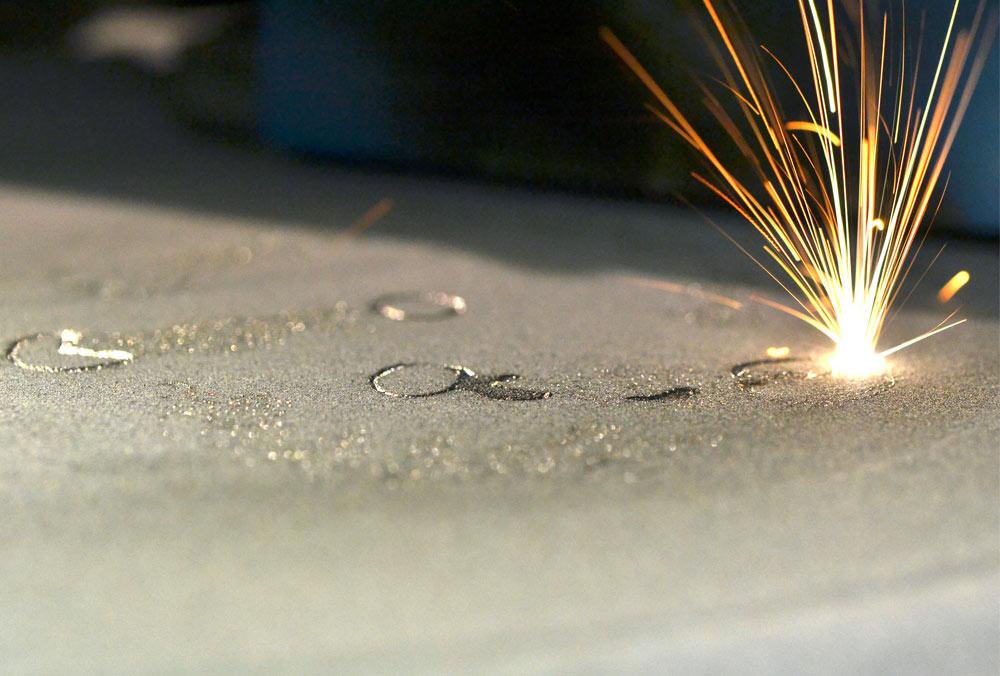 3D Druck Metall Verfahren